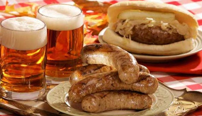 The Best of Wurstfest 2015