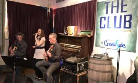 Fredericksburg Insider: Get Your Jazz Groove on at The Club