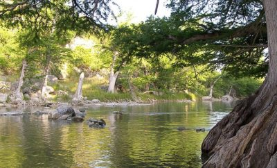 The Guadalupe River played a major role in Kerr County history