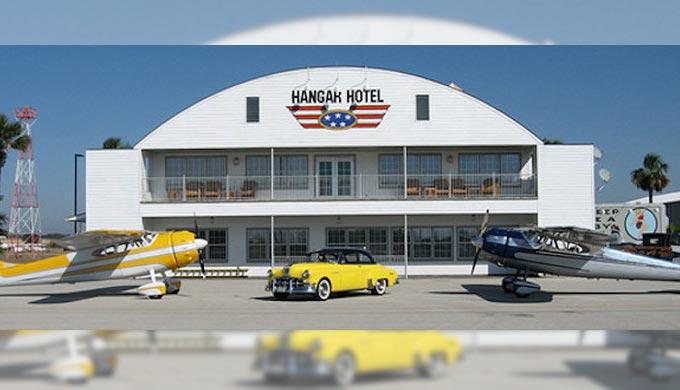 The Hangar Hotel