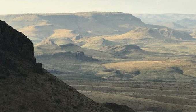 The Hidden Beauty of the Chinati Mountains in West Texas