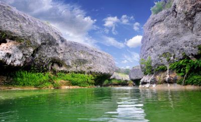 The Narrows - Blanco River