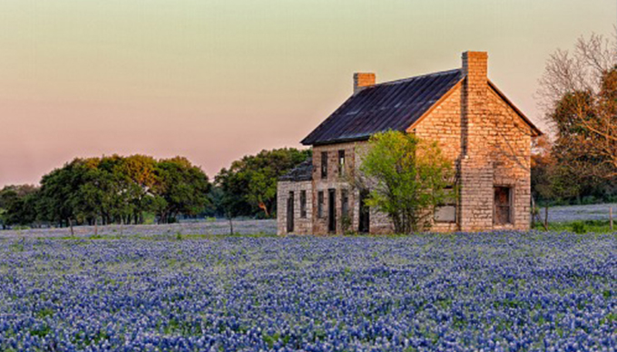 The Bluebonnet House: The Story of the Iconic Hill Country House Part 1