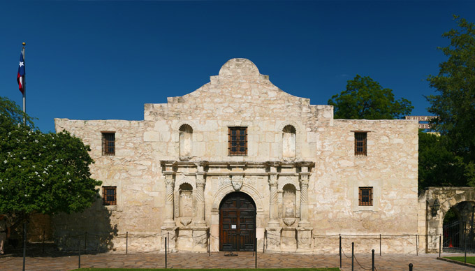 The UN Names the Alamo a World Heritage Site