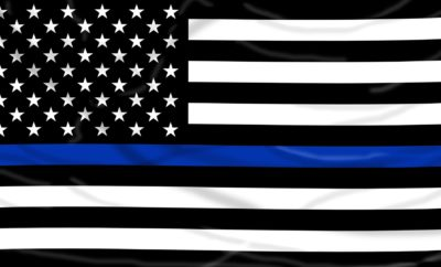 Thin Blue Line Thinning As Threat Level Against Police Officers Rises
