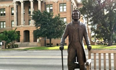 Three-Legged Willie: A Legendary Hero of Texas History