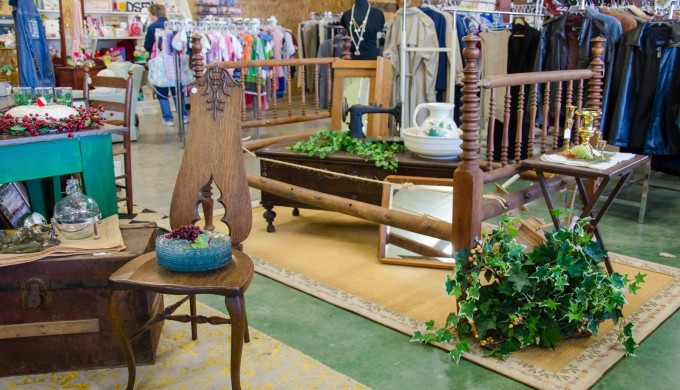Thrift Store Fredericksburg Texas 1