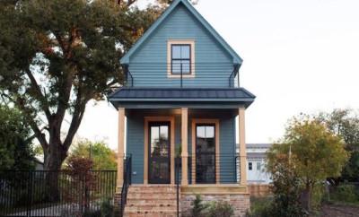 Tiny Waco Home