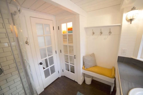 Tiny House Bathroom Sacramento State Tiny House Bathroom A