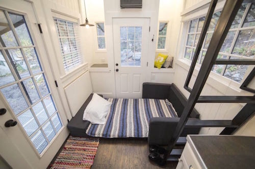 This Tiny House on Wheels is Impossibly Dreamy