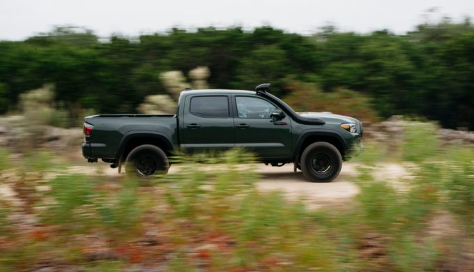 Texas Auto Writers Choose Truck of Texas Finalists at Texas Truck Rodeo