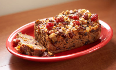 This Fruitcake is More Than a Tasty Gift: It's a Time for Christmas Bonding