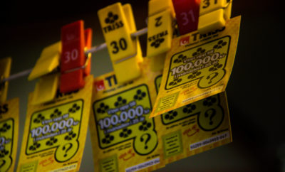 Lucky Scratch-Off Winners Joining the Millionaire Club in South Texas