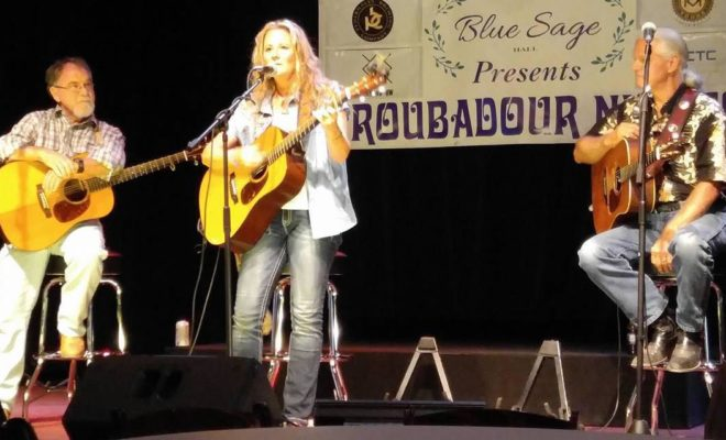 Troubadour Nights: Monthly Singer-songwriter Concert Series Enthralls Music Lovers