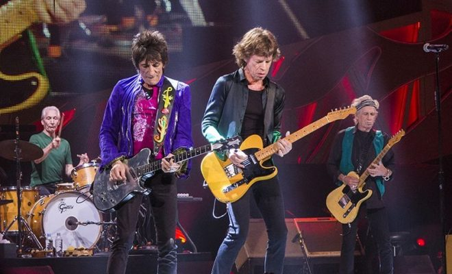 Rolling Stones Return to Texas in April 2019 for a Single Show