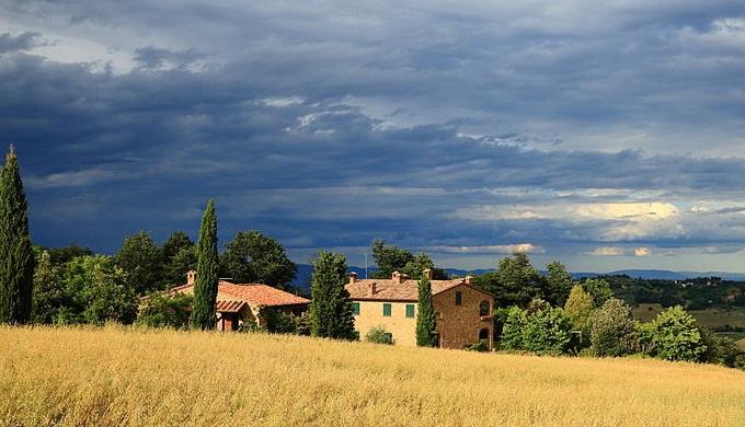 Tuscany Where Andreucci Wines Originate
