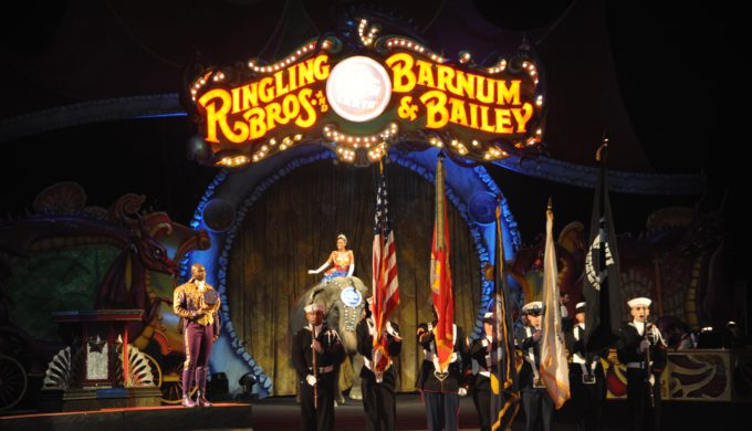 The Circus Tents Are Coming Down: The Closing of an American Entertainment Icon