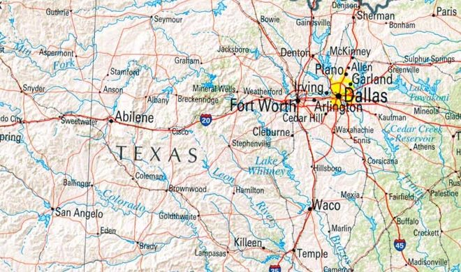 Map Of Texas Quiz.Unique Town Names Of Texas Quiz