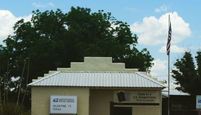 Valentine Post Office