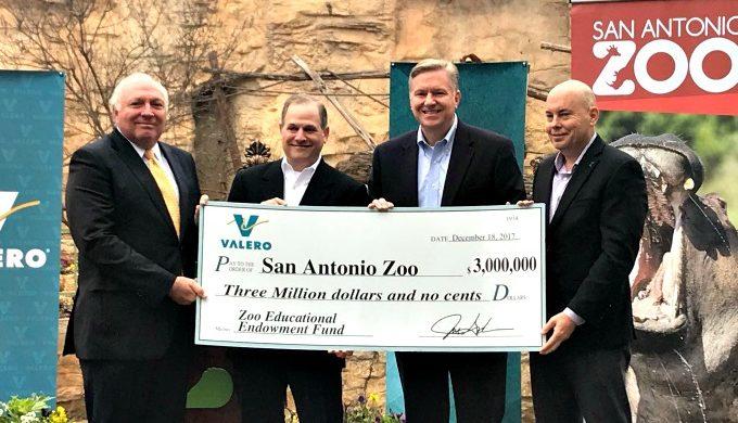 Valero SA Zoo