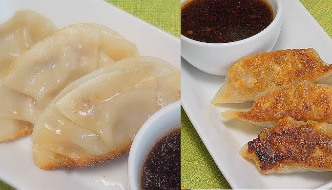 Venison recipes pot stickers