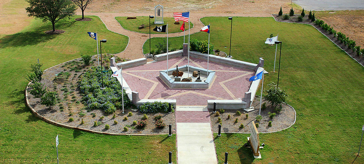Veterans Monument - Schertz Texas