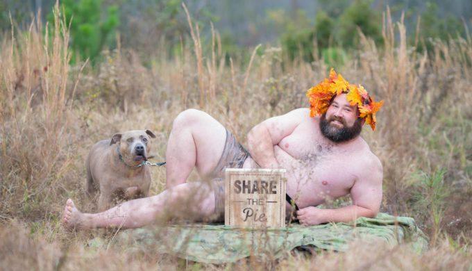 Veterans and Pitbulls Team Up for Unforgettable SDGF Calendar Shoot
