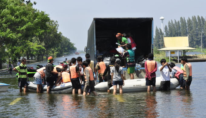 Helping in the Midst of a Disaster: What Can We Do?