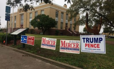 Vote Gillespie County Courthouse
