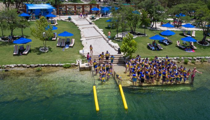 Splash Into Waterloo Adventures! This Floating Water Park Beats the Heat
