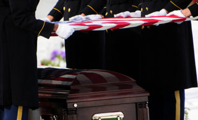 WWII Veteran's Remains Return Home for Burial After 71 Years