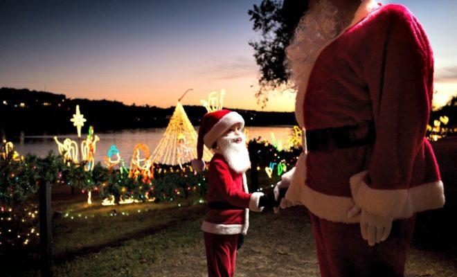 Marble Falls Christmas Lights.Make Lasting Holiday Memories At Walkway Of Lights In Marble