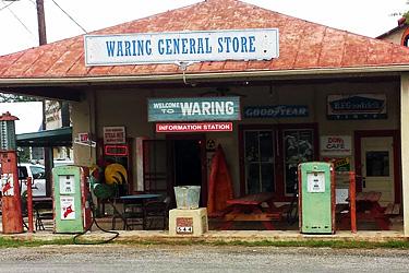 Waring Texas