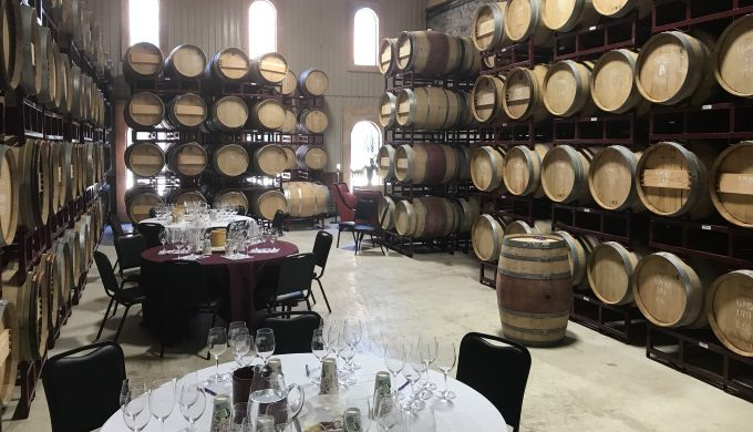 Wedding Oak Winery in San Saba, Texas