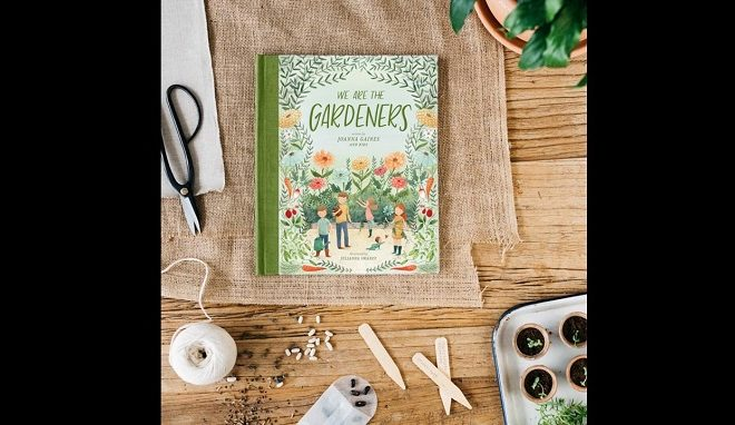 'We are the Gardeners,' the New Children's Book From Joanna Gaines