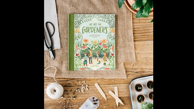 We Are The Gardeners The New Children S Book From