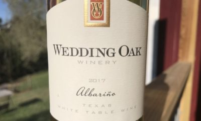 Wedding Oak Albarino