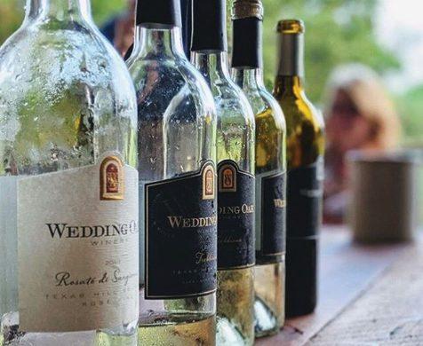 Wedding Oak wine