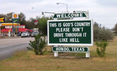 Welcome TX Hondo