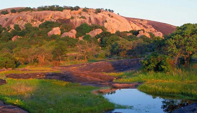 What Draws Us to the Texas Hill Country?
