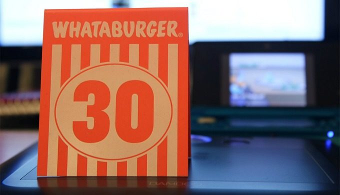 Whataburger number