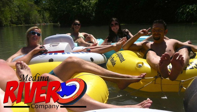Where to Go Tubing in TheHillCountry