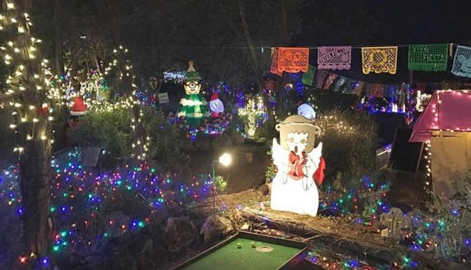 Wimberely, Trail of Lights