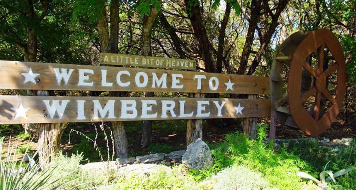Wimberly, A Little Bit of Heaven