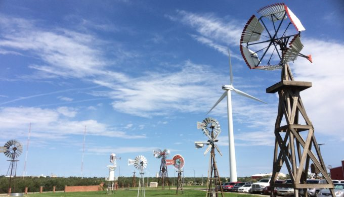 American Wind Power Center: The Dream of 'The First Lady of the Windmill'