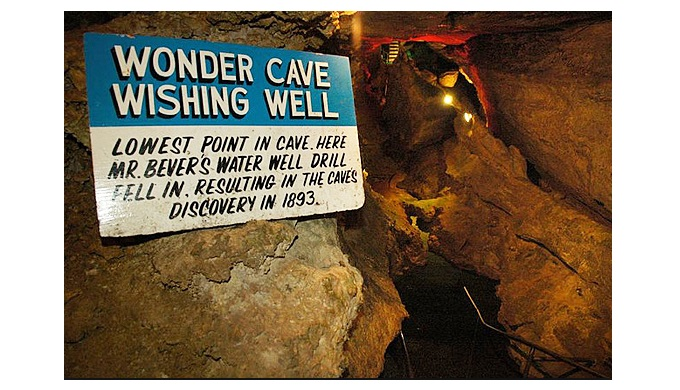 Wonder Cave Wishing Well
