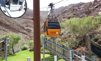 El Paso: Home to Texas Parks and Wildlife's Wyler Aerial Tramway
