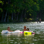 Tubing the Frio River