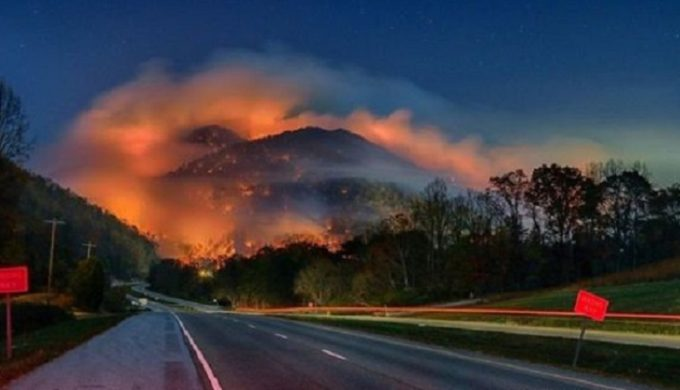 2 Youth Charged With Aggravated Arson in the Wake of the Tennessee Wildfires