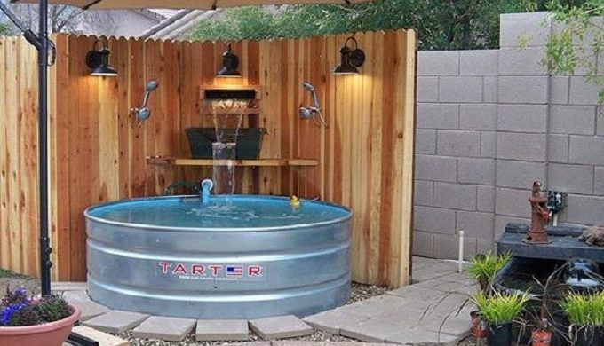 Three Winning Stock Tank Pool Designs You Can Use This Summer
